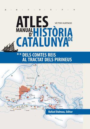 ATLES MANUAL D'HISTÒRIA DE CATALUNYA