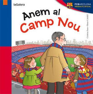 ANEM AL CAMP NOU