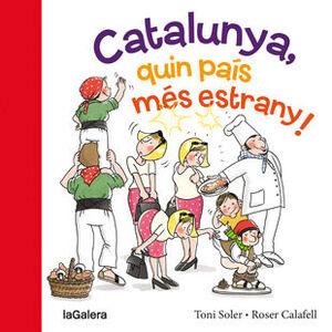 CATALUNYA, QUIN PAÍS MÉS ESTRANY!