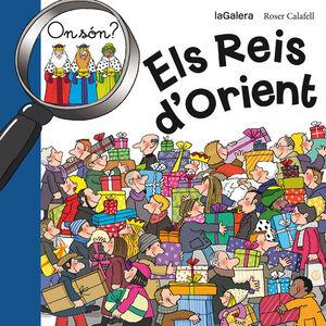 ON SÓN ELS REIS D'ORIENT