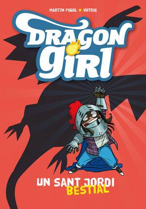 DRAGON GIRL. UN SANT JORDI BESTIAL