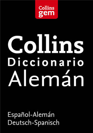 DICCIONARIO ALEMÁN (GEM)