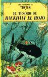 EL TESORO DE RACKHAM EL ROJO (CARTONÉ)