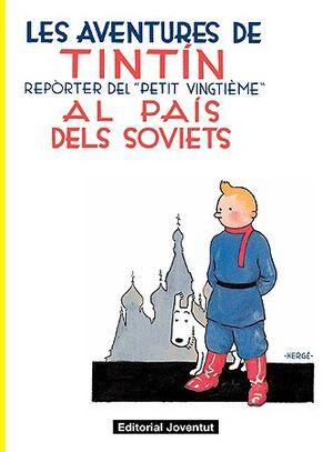 TINTIN AL PAIS SOVIETS - FACSIMIL