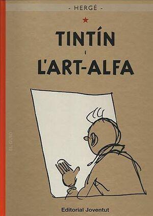 TINTÍN I L'ART-ALFA