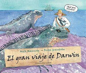EL GRAN VIAJE DE DARWIN