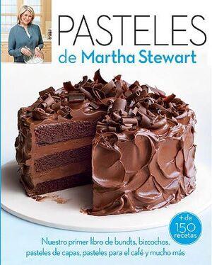 PASTELES DE MATHA STEWART