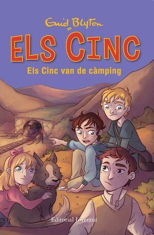 ELS CINC VAN DE CÀMPING