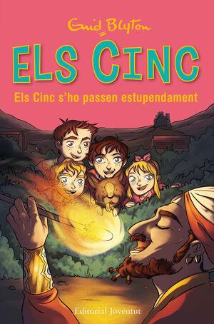 ELS CINC S'HO PASSEN ESTUPENDAMENT
