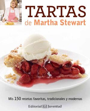 TARTAS DE MATHA STEWART