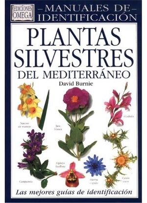 PLANTAS SILVESTRES MEDITERRANEO. M.IDEN.
