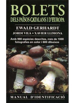 BOLETS DELS PAISOS CATALANS I EUROPA.M.I.