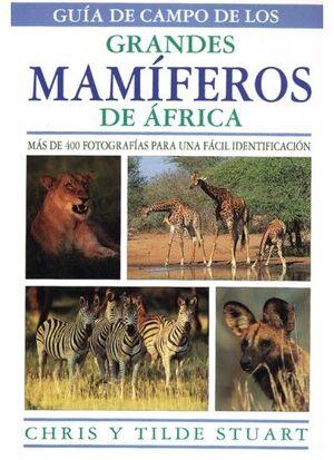 GRANDES MAMIFEROS DE ÁFRICA
