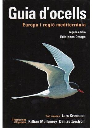 GUIA D'OCELLS EUROPA I REGIO MEDITERRANIA 2/ED.
