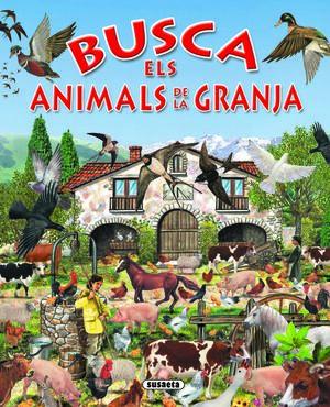 BUSCA ELS ANIMALS DE LA GRANJA