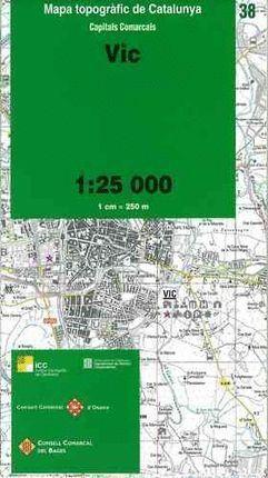 38 VIC 1:25.000 -ICC