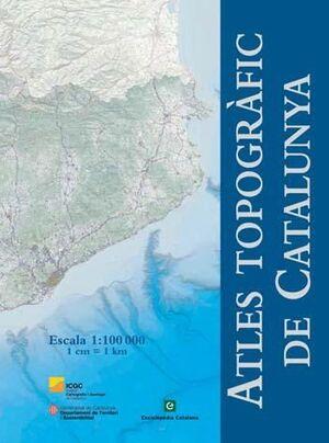 ATLES TOPOGRÀFIC DE CATALUNYA