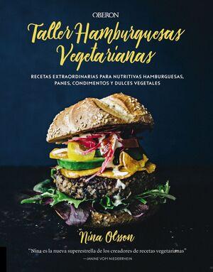 TALLER DE HAMBURGUESAS VEGETARIANAS