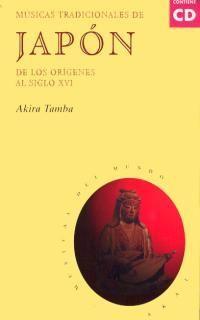 MÚSICAS TRADICIONALES DE JAPÓN (CON CD)