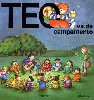 TEO VA DE CAMPAMENTO