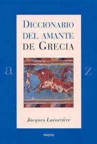 DICCIONARIO DEL AMANTE DE GRECIA