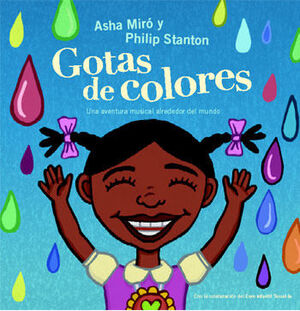 GOTAS DE COLOR LIBRO CD
