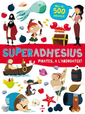 PIRATES A L'ABORDATGE SUPERADHESIUS