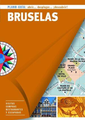 BRUSELAS (PLANO-GUÍA)