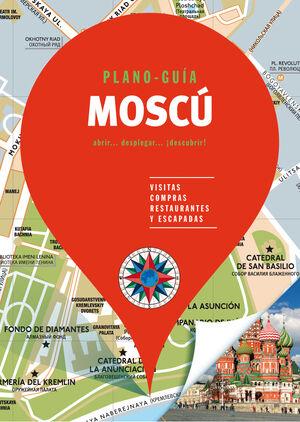 MOSCÚ (PLANO - GUÍA)