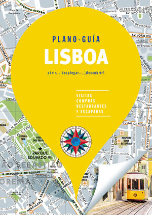 LISBOA (PLANO-GUÍA)