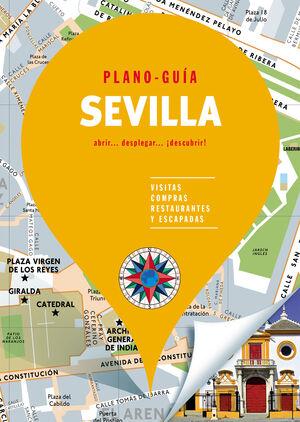 SEVILLA (PLANO-GUÍA)