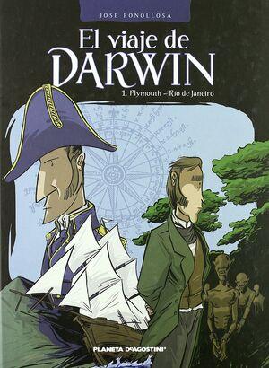 EL VIAJE DE DARWIN Nº 01