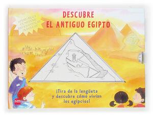 DESCUBRE EL ANTIGUO EGIPTO