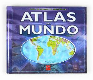 ATLAS DEL MUNDO (CON POP-UPS)