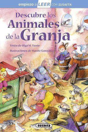 DESCUBRE LOS ANIMALES DE LA GRANJA