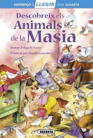 DESCOBREIX ELS ANIMALS DE LA MASIA