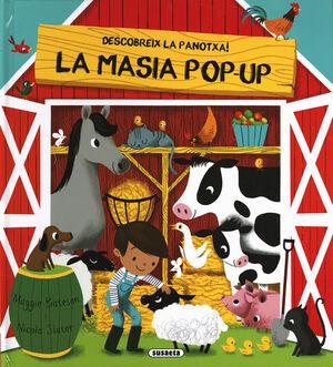 DESCOBREIX LA PANOTXA! LA MASIA POP-UP