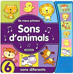 ELS MEUS PRIMERS SONS D'ANIMALS