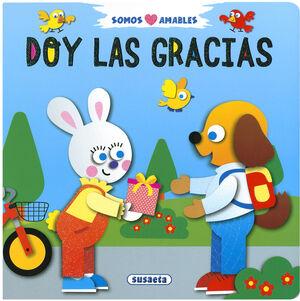 DOY LAS GRACIAS