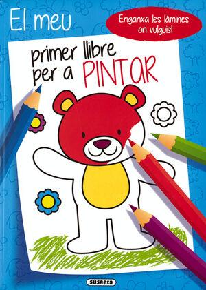 EL MEU PRIMER LLIBRE PER A PINTAR - 1