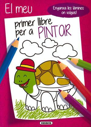 EL MEU PRIMER LLIBRE PER A PINTAR - 2