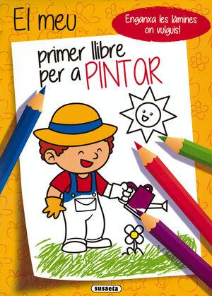 EL MEU PRIMER LLIBRE PER A PINTAR - 3