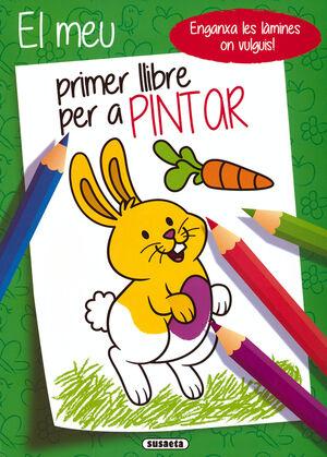 EL MEU PRIMER LLIBRE PER A PINTAR - 4
