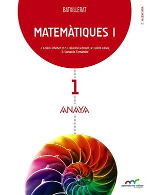 MATEMÀTIQUES I.