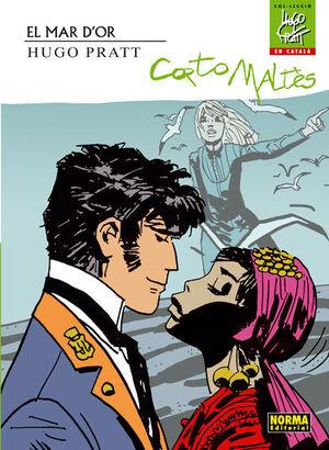 CORTO MALTÉS, EL MAR D'OR