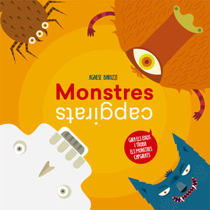 MONSTRES CAPGIRATS (VVKIDS)