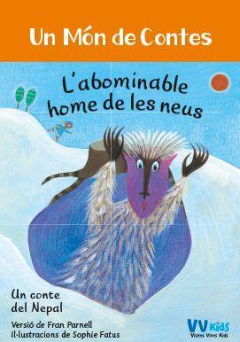 L'ABOMINABLE HOME DE LAS NIEVES (VVKIDS)
