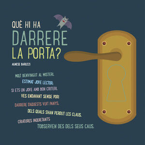 QUE HI HA DARRERA LA PORTA? (VVKIDS)