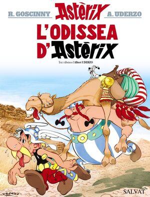 L'ODISSEA D'ASTÈRIX