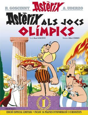 ASTÈRIX ALS JOCS OLÍMPICS. EDICIÓ 2016